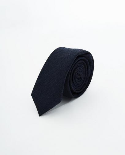 Cravate en laine mélangée